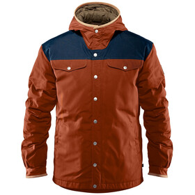 Fjällräven Greenland No. 1 Chaqueta de Plumas Hombre, autumn leaf-night sky